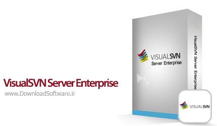 دانلود نرمافزار VisualSVN Server Enterprise - تولید سرور سابورژن