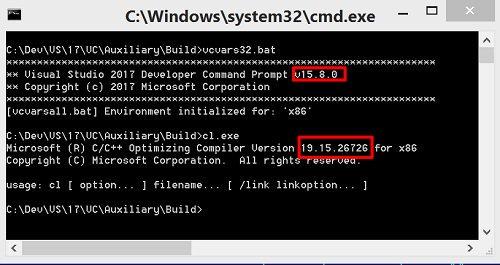 نرم افزار Microsoft Visual Studio