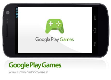 دانلود Google Play Games - برنامه بازی های گوگل پلی اندروید