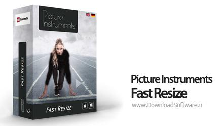دانلود Picture Instruments Fast Resize Pro