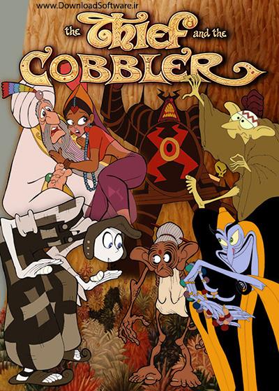 دانلود انیمیشن دزد و پینه دوز The Thief and the Cobbler 1993 WEB-DL