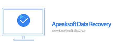 دانلود Apeaksoft Data Recovery - نرم افزار بازیابی فایل های حذف شده کامپیوتر