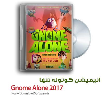 دانلود رایگان انیمیشن کوتوله تنها Gnome Alone 2017 WEB-DL