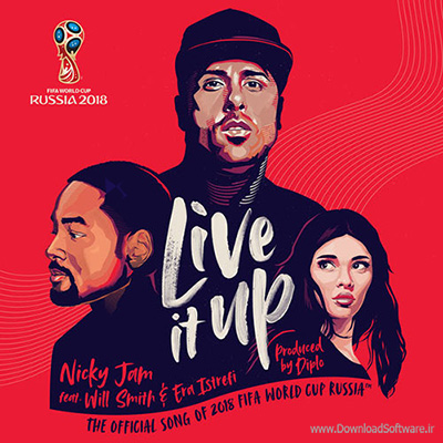 موزیک ویدئو رسمی جام جهانی 2018 روسیه Official Video World Cup 2018