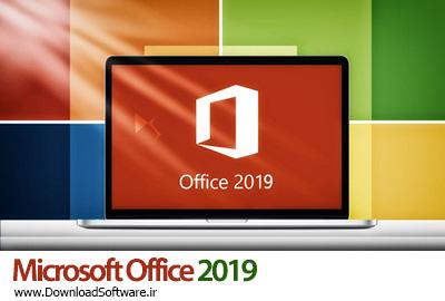 دانلود Microsoft Office 2019 x86-x64 - آفیس 2019