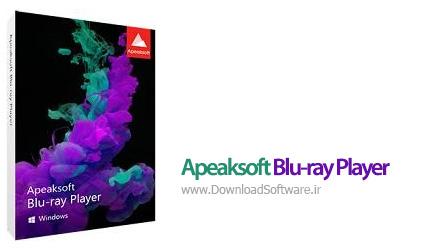 دانلود Apeaksoft Blu-ray Player - نرم افزار پخش کننده فایل های بلوری