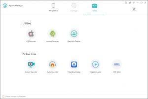 دانلود ApowerManager (Phone Manager ) - نرم افزار مدیریت موبایل
