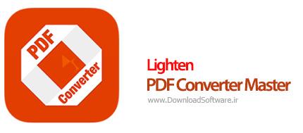 دانلود Lighten PDF Converter Master