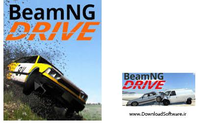 دانلود بازی کامپیوتری BeamNG.drive