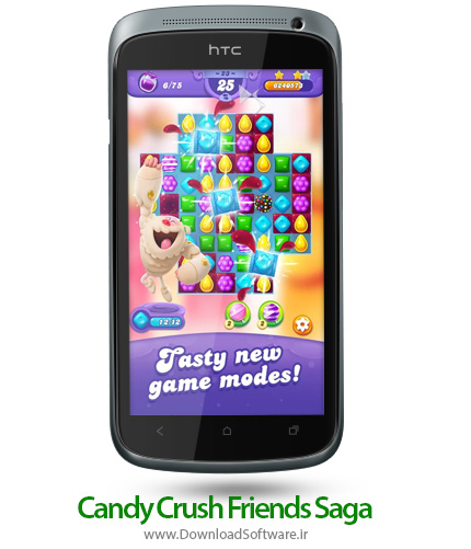 دانلود Candy Crush Friends Saga