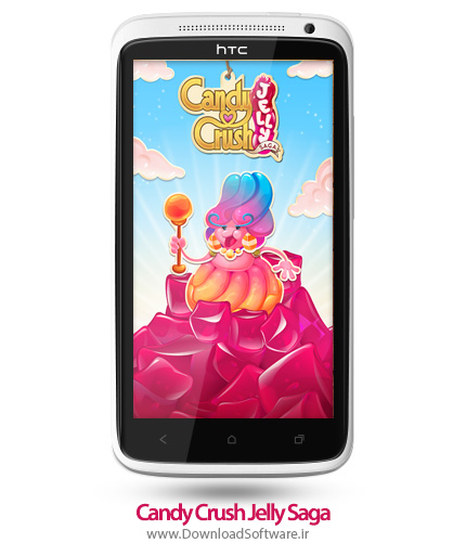 دانلود Candy Crush Jelly Saga