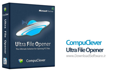 دانلود CompuClever Ultra File Opener