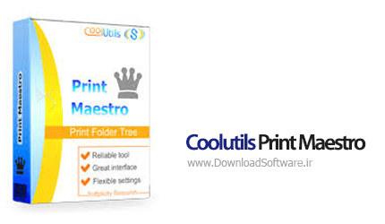 دانلود Coolutils Print Maestro 4