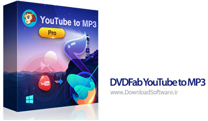 دانلود DVDFab YouTube to MP3