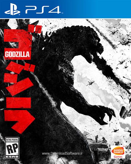 دانلود بازی Godzilla The Game برای PS4 نسخه هک شده