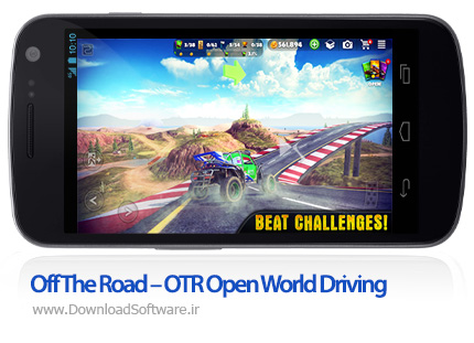 دانلود Off The Road – OTR Open World Driving