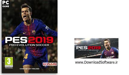 دانلود بازی Pro Evolution Soccer 2019 برای کامپیوتر