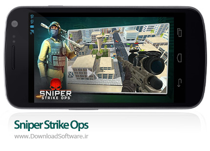 دانلود Sniper Strike Ops