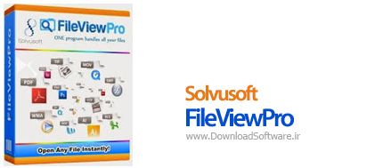 دانلود Solvusoft FileViewPro Gold Edition