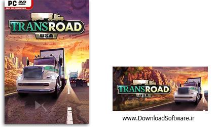 دانلود بازی TransRoad USA برای کامپیوتر