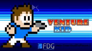 دانلود بازی Venture Kid برای کامپیوتر