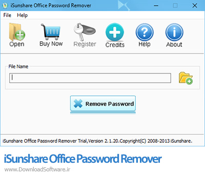 دانلود iSunshare Office Password Remover