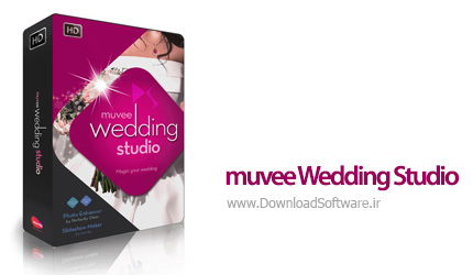 دانلود muvee Wedding Studio