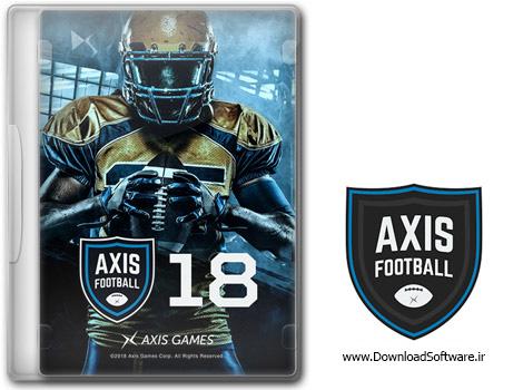 دانلود بازی Axis Football 2018 برای کامپیوتر