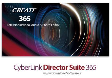 دانلود CyberLink Director Suite 365