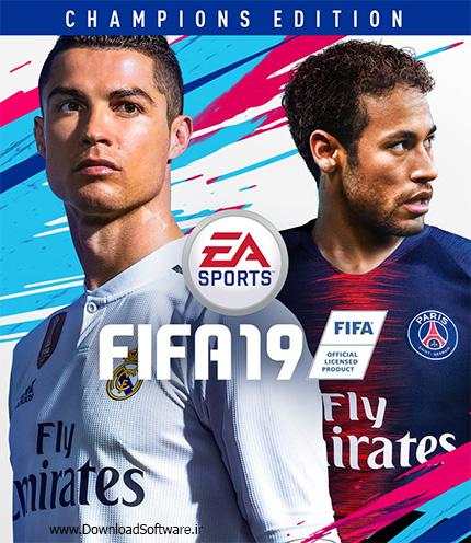 دانلود بازی FIFA 19 برای کامپیوتر