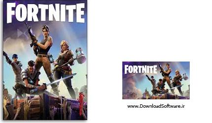 دانلود بازی فورتنایت Fortnite v5.41 برای کامپیوتر