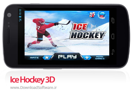دانلود Ice Hockey 3D