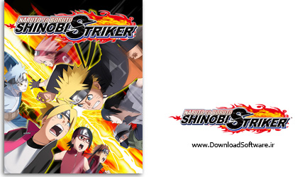 دانلود بازی NARUTO TO BORUTO SHINOBI STRIKER 2018 برای PC