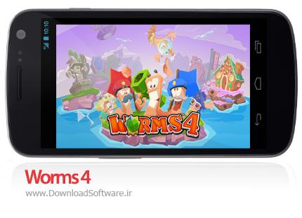 دانلود Worms 4