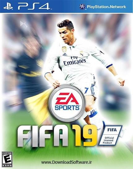 دانلود بازی فیفا Fifa 19 برای PS4