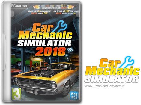 دانلود بازی Car Mechanic Simulator 2018 Porsche برای کامپیوتر