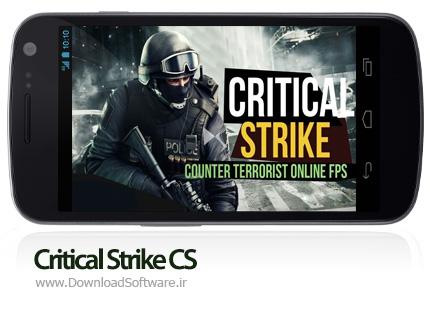 دانلود بازی Critical Strike CS برای اندروید
