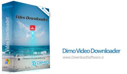 دانلود Dimo Video Downloader