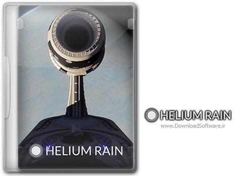 دانلود بازی Helium Rain برای کامپیوتر