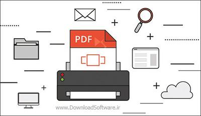 دانلود PDF2Printer نرم افزار چاپ فایل پی دی اف