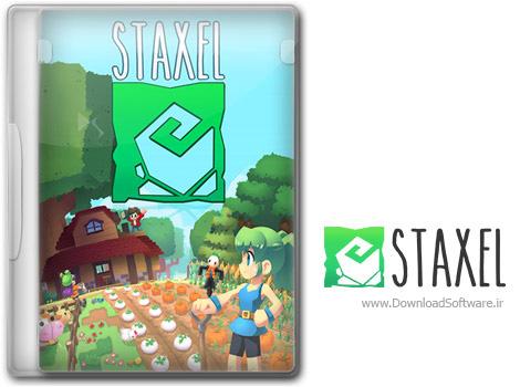 دانلود بازی Staxel برای کامپیوتر