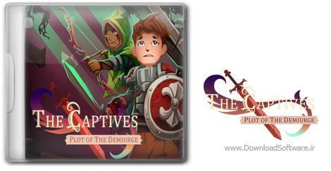 دانلود بازی The Captives Plot of the Demiurge برای کامپیوتر