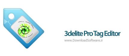 دانلود 3delite Professional Tag Editor - نرم افزار ویرایش تگ فایل های صوتی و تصویری
