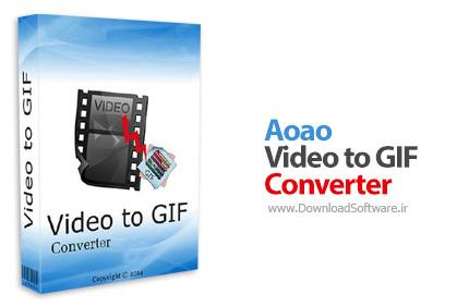 دانلود AoaoPhoto Video to GIF Converter