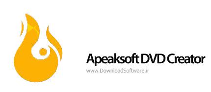 دانلود Apeaksoft DVD Creator - نرم افزار ساخت دی وی دی فیلم