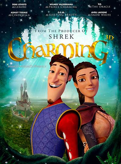 دانلود رایگان انیمیشن چارمینگ (جذاب) Charming 2018 BluRa x264