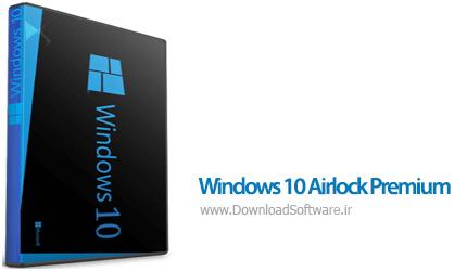 دانلود سیستم عامل Windows 10 RS5 Airlock Premium v3 Permantly Activated 2018 x64