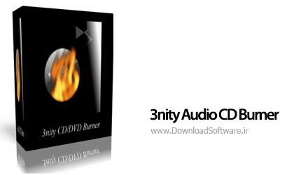 دانلود 3nity Audio CD Burner