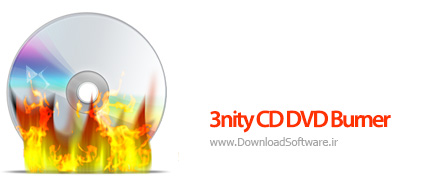 دانلود 3nity CD DVD Burner