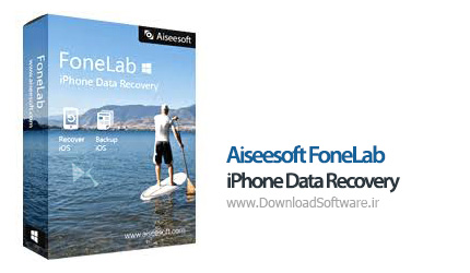 دانلود Aiseesoft FoneLab iPhone Data Recovery